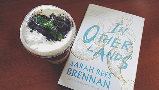 In Other Lands by Sarah Rees Brennan and Boba Tea