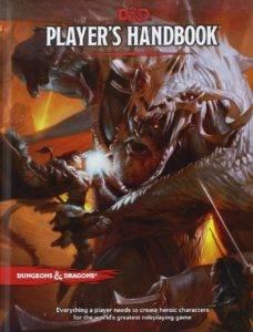 d&d player's handbook