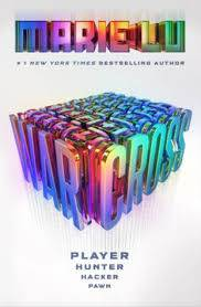 Warcross from 7 Must-Read Books Coming Out This Fall | BookRiot.com