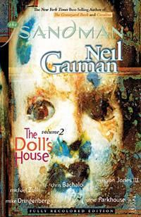 sandman dolls house cover