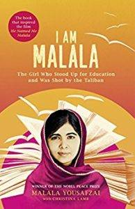 I Am Malala from Books for Hufflepuffs | BookRiot.com