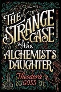 strange case of the alchemist's daughter cover