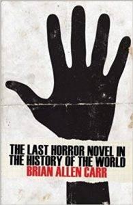 the last horror novel