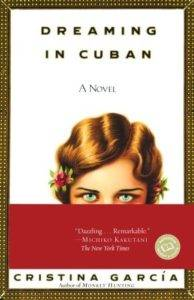 Dreaming in Cuban book cover