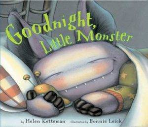 Goodnight Little Monster From 6 Adorable Children's Books for Halloween | BookRiot.com