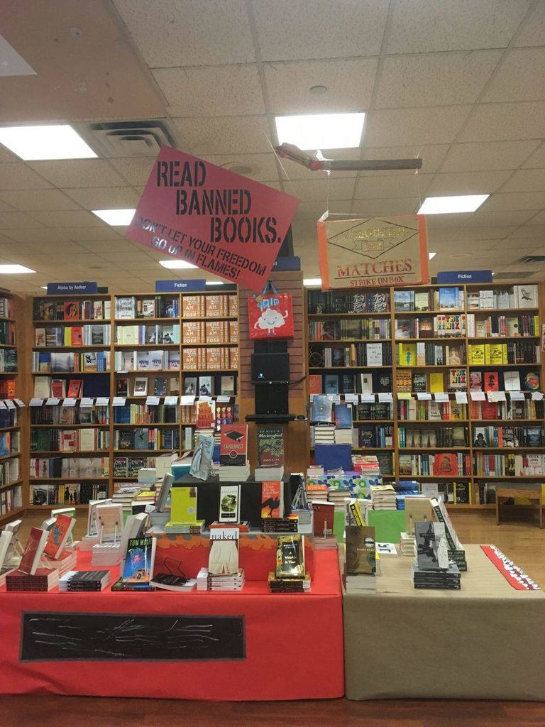Austin bookstore BookPeople
