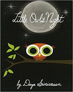 Little Owl's Night From 6 Adorable Children's Books for Halloween | BookRiot.com