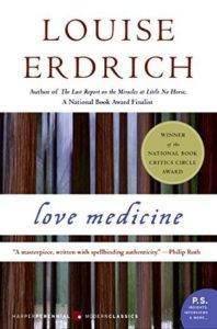 Love Medicine book cover