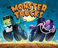 Monster Trucks by Anika Denise