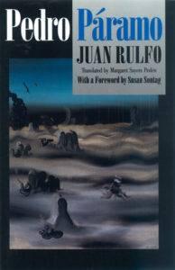 Pedro Paramo by Juan Rolfo book cover