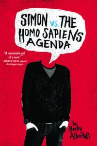 Simon Vs. The Homo Sapiens Agenda From 3 On A YA Theme: A Rainbow of Queer YA