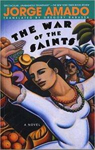 Book Cover of The War of the Saints