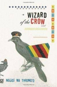 Wizard of the Crow by Thiong'o