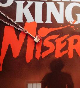 Bloody Ax Necklace From Stephen King Jewelry to Rock in October