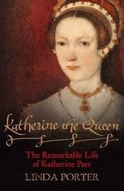 cover image of katherine the queen