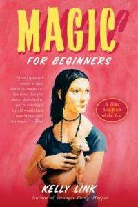 magic for beginners kelly link book cover