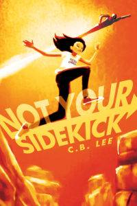 not your sidekick cover image
