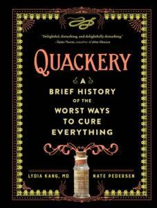 quackery a brief history book cover