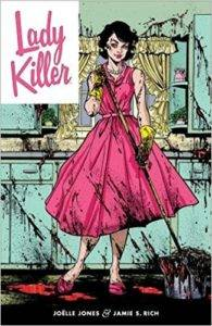 Book Cover for Lady Killer in Do Not Invite These Literary Ladies to Your Cookie Swap | Book Riot