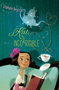 Kat, Incorrigible by Stephanie Burgis