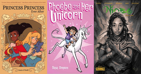 A Guide to Comics and Graphic Novels for Reluctant Readers