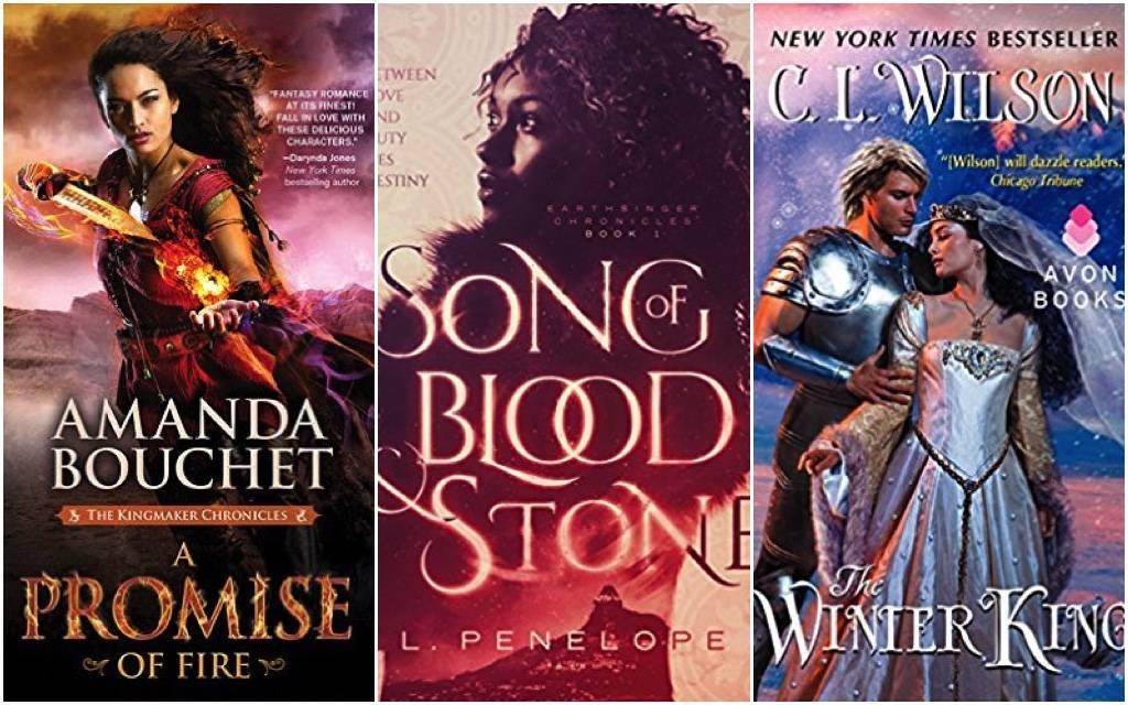 3 Fantasy Romance Series to Sweep You Away