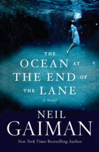 cover of The Ocean at the End of the Lane by Neil Gaiman