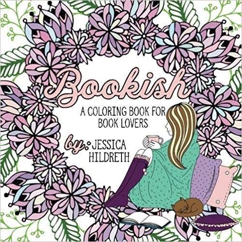 Bookish Coloring Book