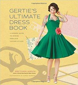 Cover of Gertie's Ultimate Dress Book