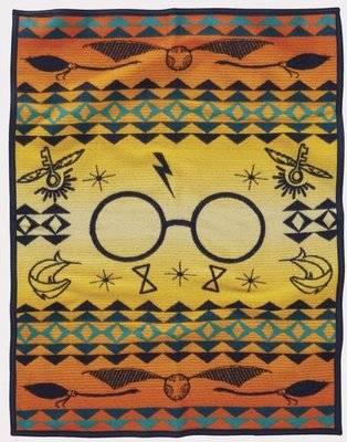 Harry Potter by Pendleton Harrys Journey Crib Blanket