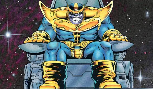 Comics to Read to Learn More About Thanos Before Avengers