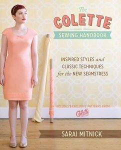 Cover of The Colette Sewing Handbook