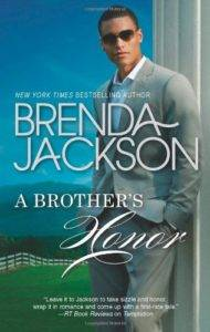 A Brother's Honor by Brenda Jackson