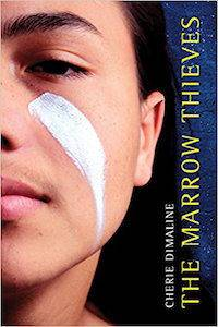 The Marrow Thieves by Cherie Dimaline cover in Award-Winning Canadian Books from 2017 | BookRiot.com