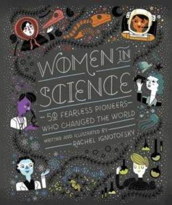 women in science book cover image