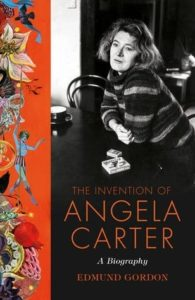 The Invention of Angela Carter book cover