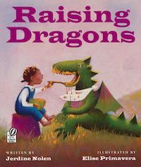 Raising Dragons Book Cover