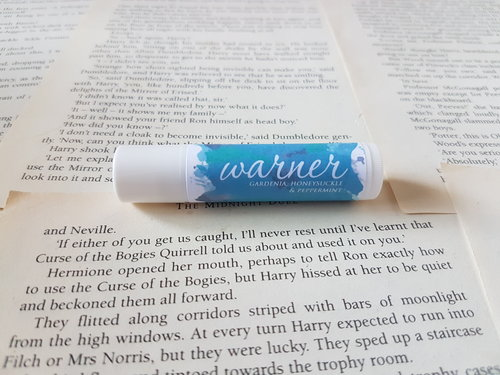 Bookish Lip Balms | BookRiot.com