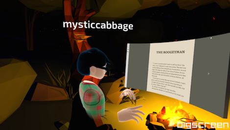 Reading in Virtual Reality: The Good And Not-So-Good