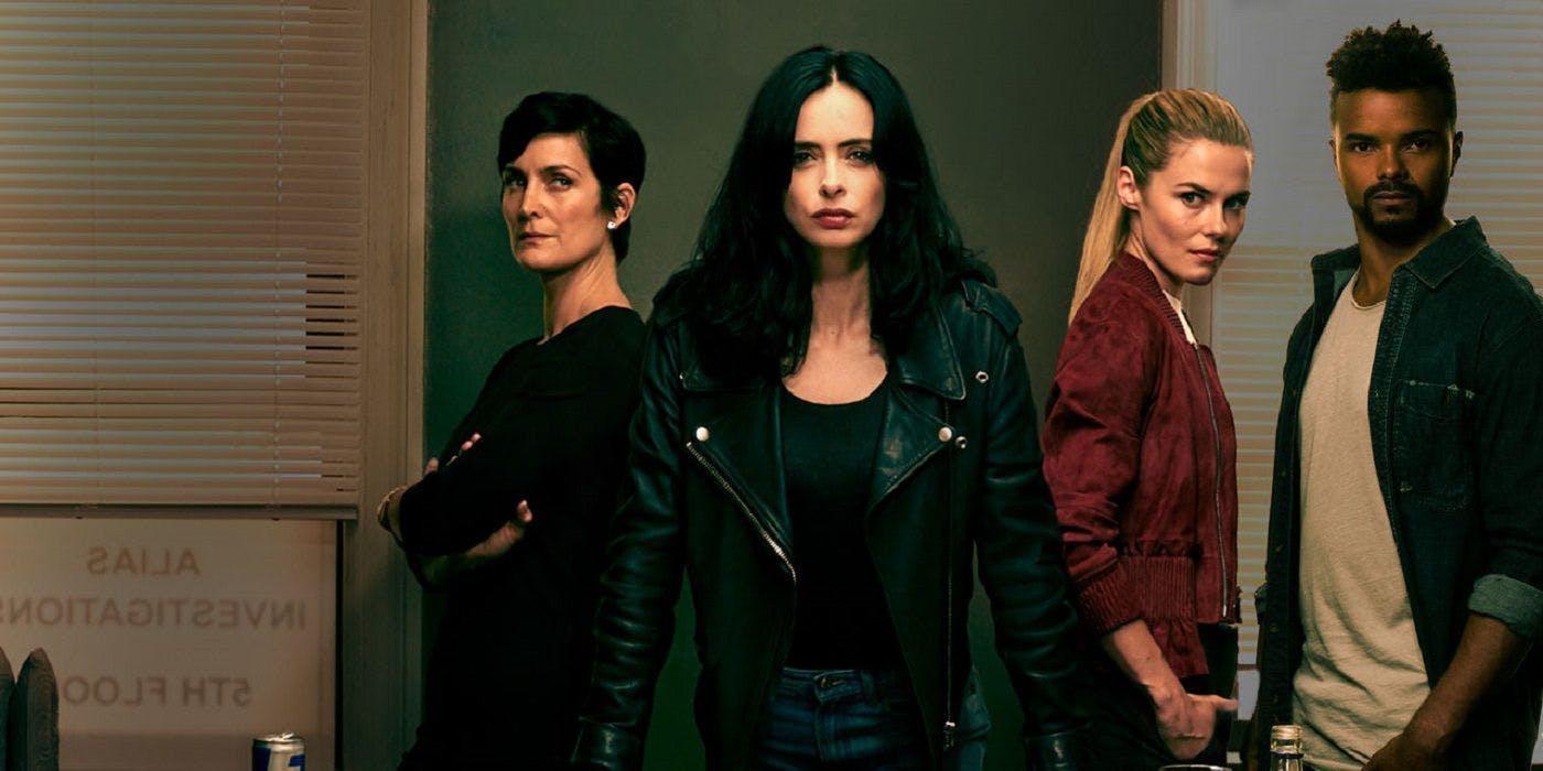 4 Comics to Read After Binging Jessica Jones: Season 2