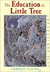 an analysis of the novel the education of the little tree written by asa earl carter How the author of a current best-seller conned the world into believing he was   the message was straight out of carter's 1976 book, the education of little tree,   his real name was asa earl carter, and he was not from texas but alabama.