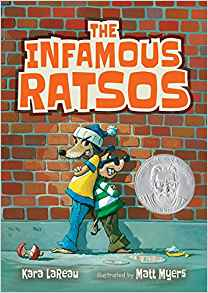 the infamous ratsos book cover