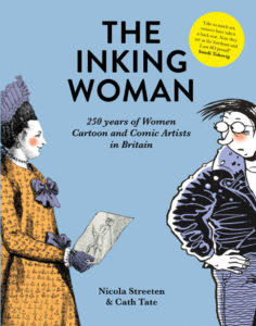 Cover of The Inking Woman, by Streeten and Tate