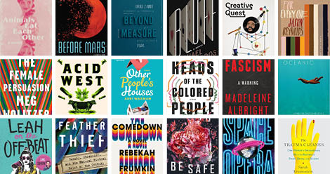 Excellent Book Covers Hitting Shelves In April 2018