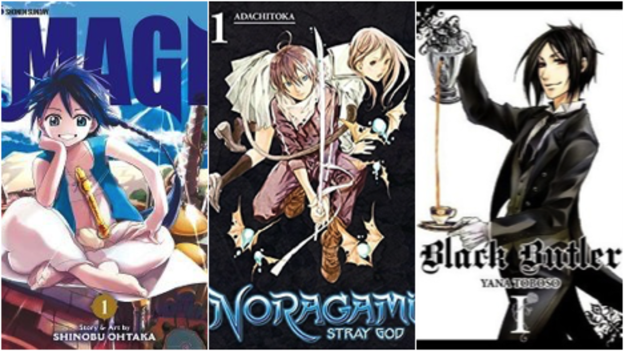 Read These 8 Non Romance Manga Created By Women