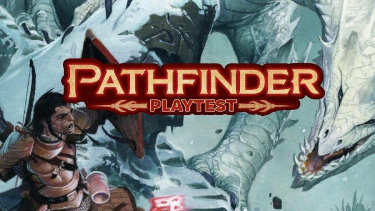 pathfinder rpg 2nd ed playtest flip-mat