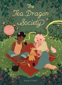 tea dragon society cover image