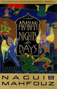 Arabian Nights and Days Book Cover