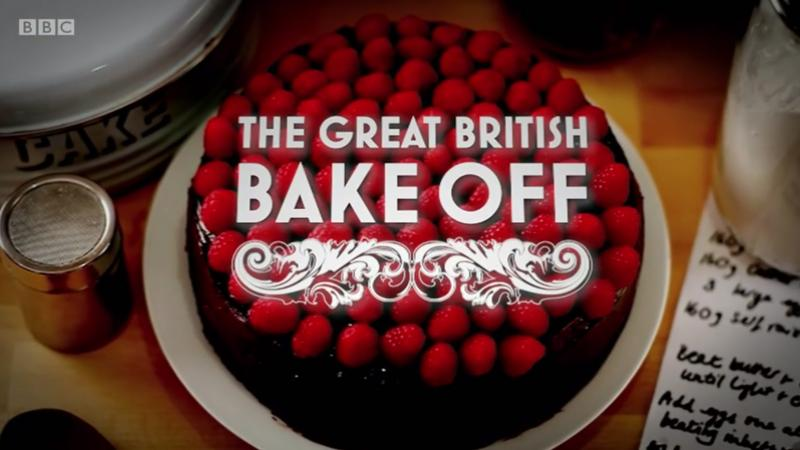 74 Fantastic Great British Bake Off Cookbooks From