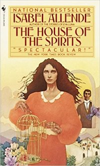 House of the Spirits cover